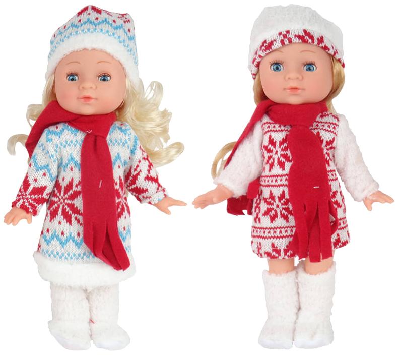Кукла ABtoys Времена года PT-00630WJ-A9146 30 см