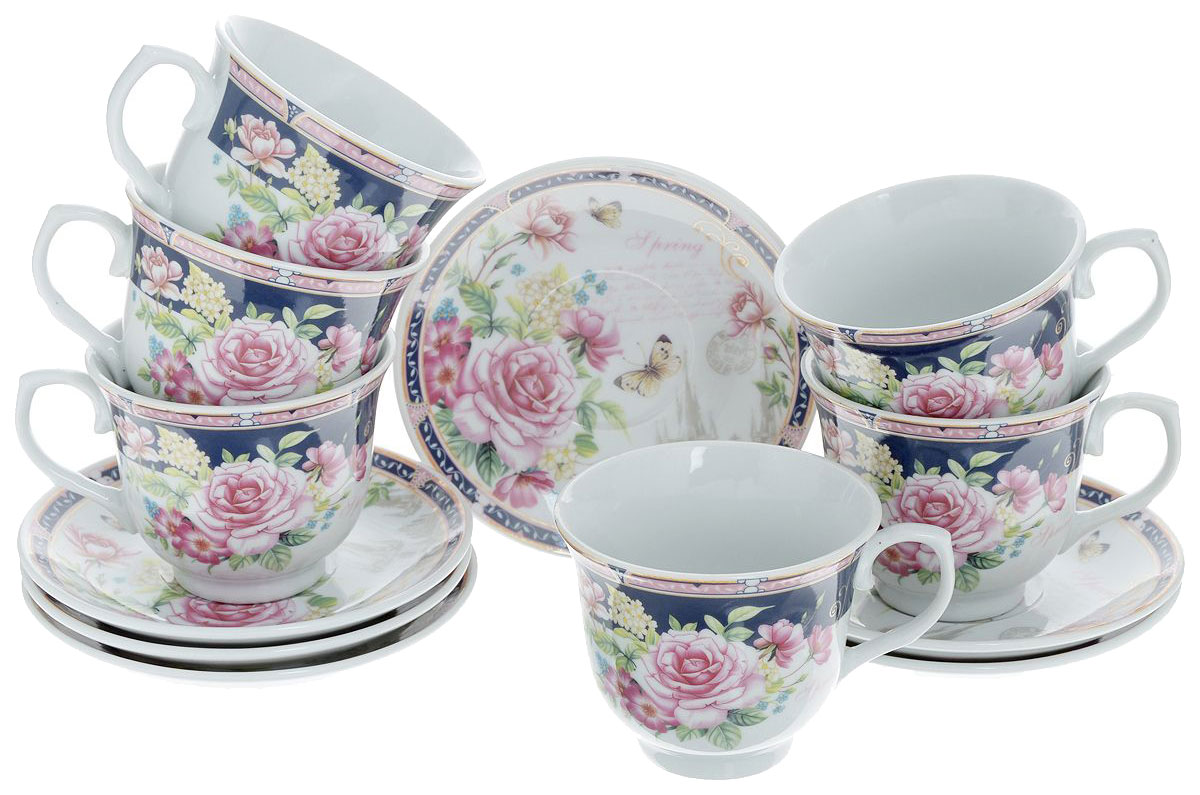 Чайный сервиз LORAINE 25784 фото