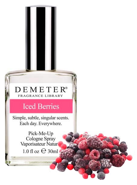 Духи Demeter Fragrance Library Iced Berries