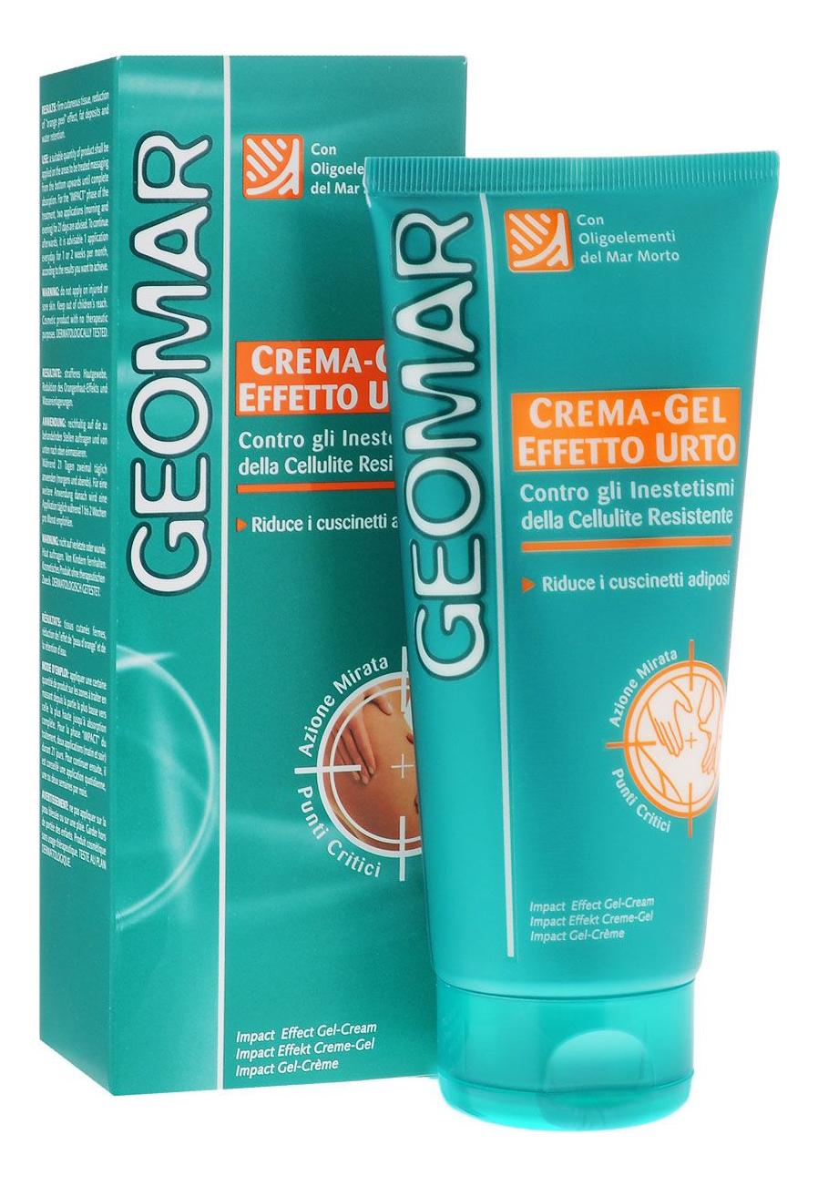Купить Гель-крем Geomar антицеллюлитный точечного воздействия, 200 мл, , антицеллюлитный 200 мл