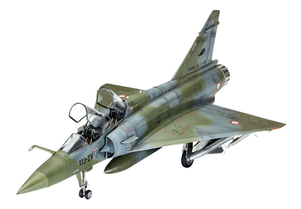Модели для сборки Revell Mirage 2000D фото