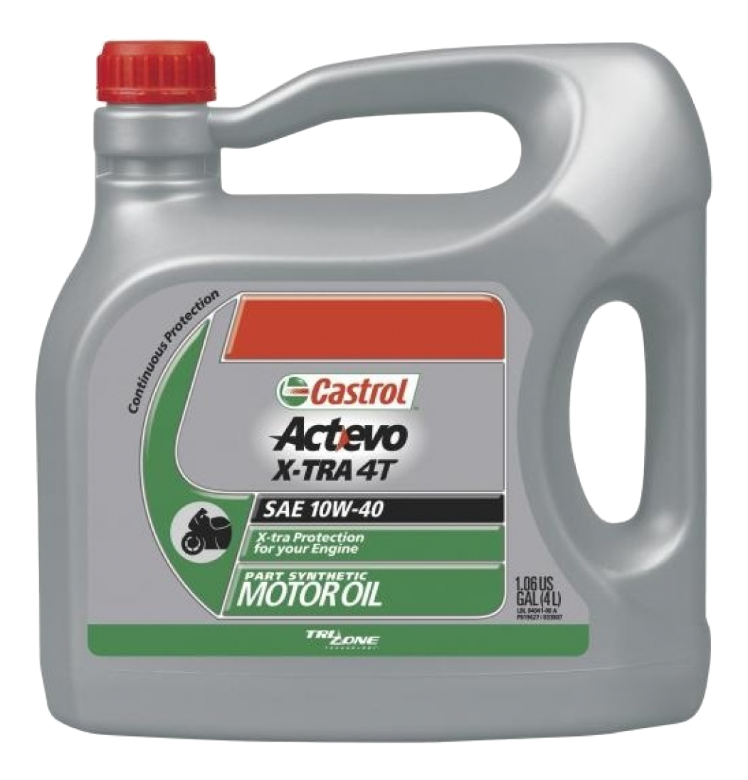 Моторное масло Castrol Act Evo 4T