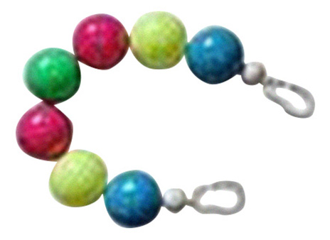 Подвесная игрушка АЭЛИТА Набор шариков фото