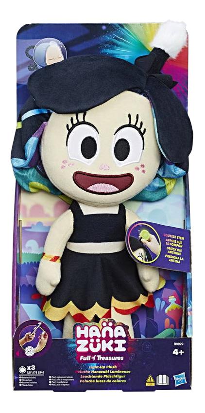 Мягкая игрушка Hasbro Hanazuki Ханазуки плюшевая