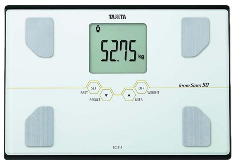 Весы напольные Tanita BC 313 White