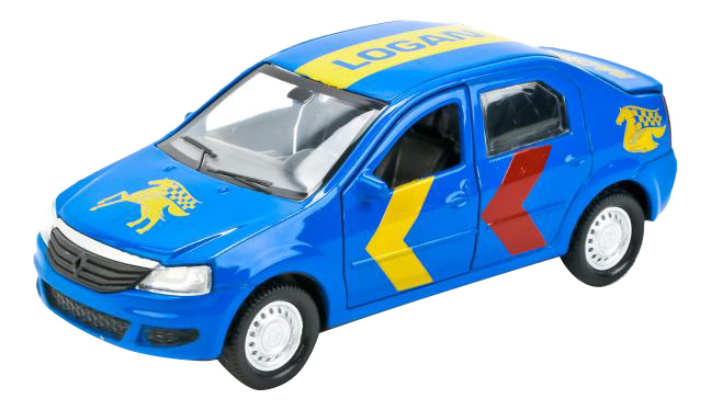 Машинка Технопарк Renault Logan