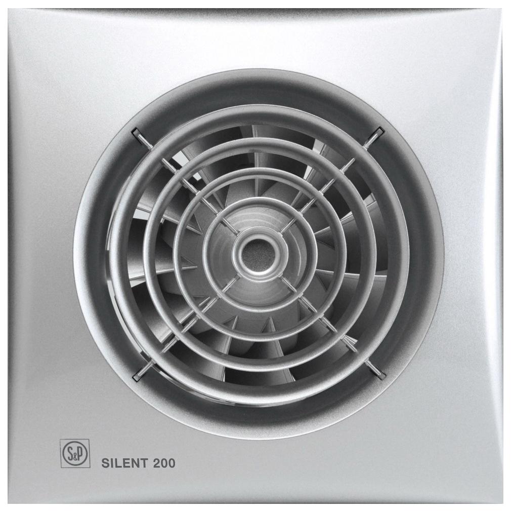 Вентилятор настенный Soler&Palau Silent 200 CZ