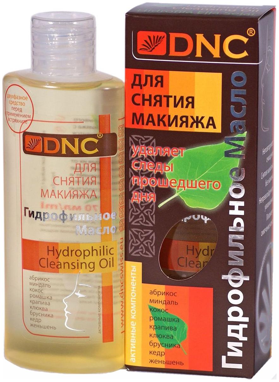 Купить Гидрофильное масло для снятия макияжа DNC 170 мл
