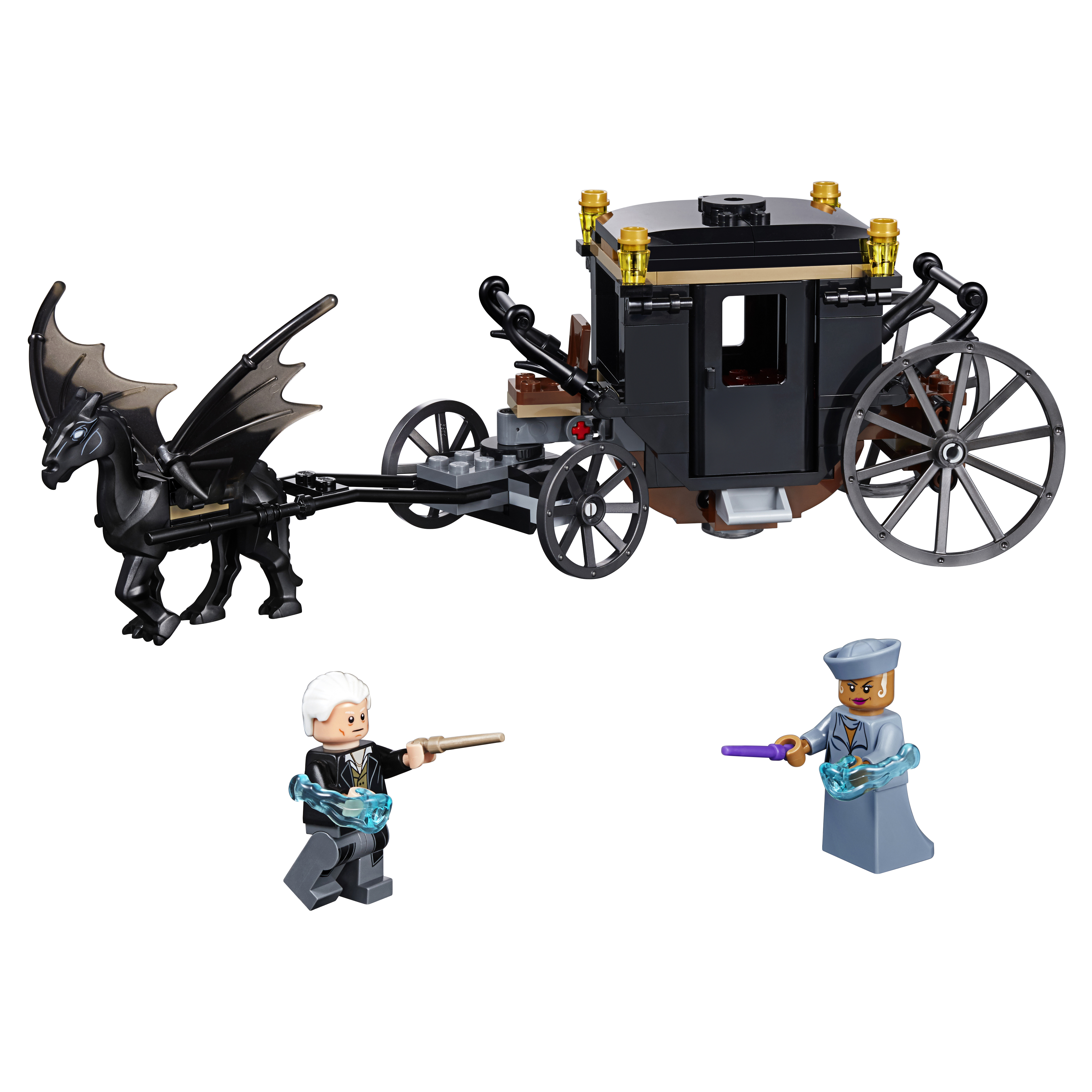 Конструктор LEGO Harry Potter Побег Грин-де-Вальда 75951 фото