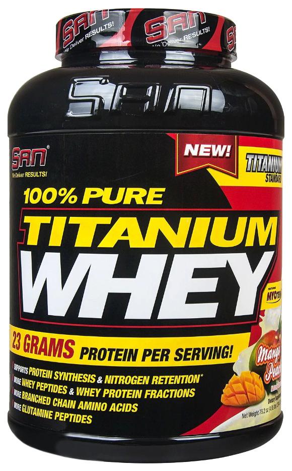 Протеин SAN Titanium Whey 100% Pure 2240