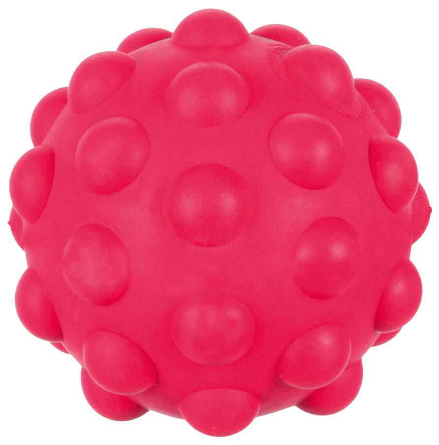 Игрушка для собак Trixie Мяч с ультразвуковой пищалкой
