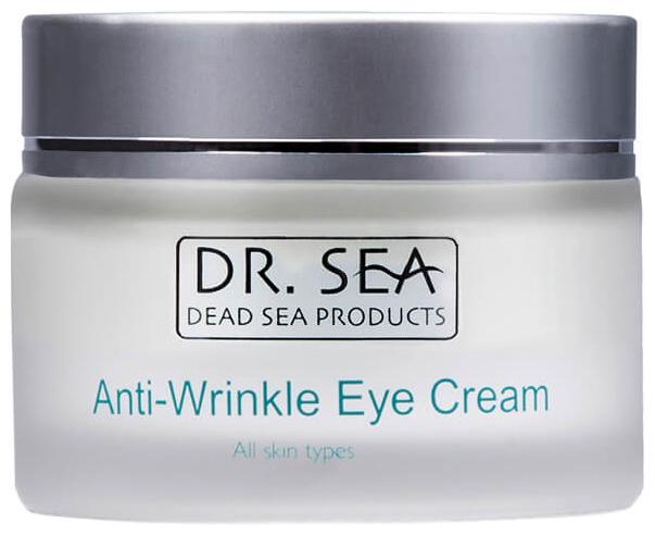Крем от морщин вокруг глаз Dr. Sea,