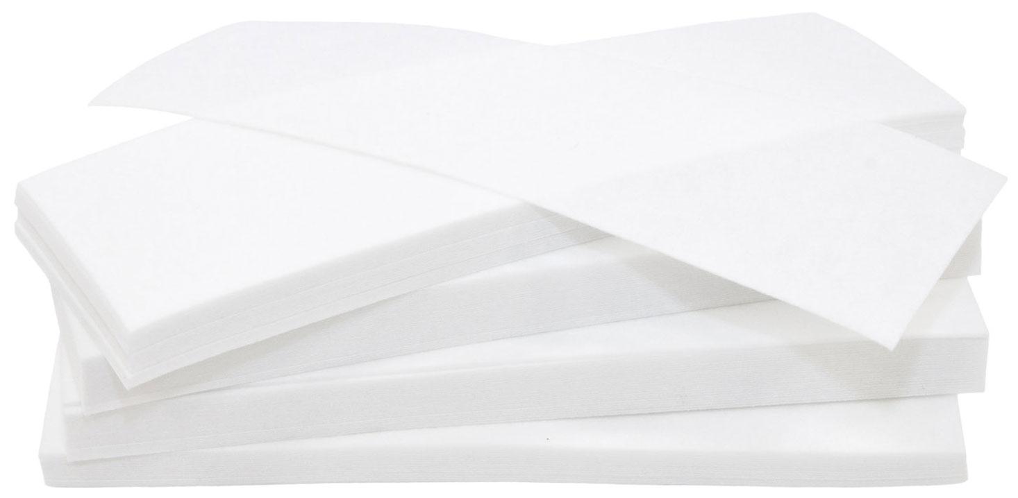 Полоски для депиляции Чистовье «Люкс» 7,5×20 см, 100 шт