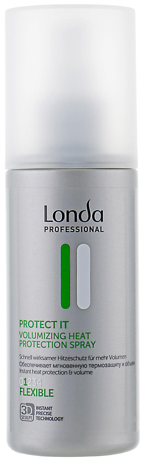 Теплозащитный лосьон Londa нормальной фиксации для придания