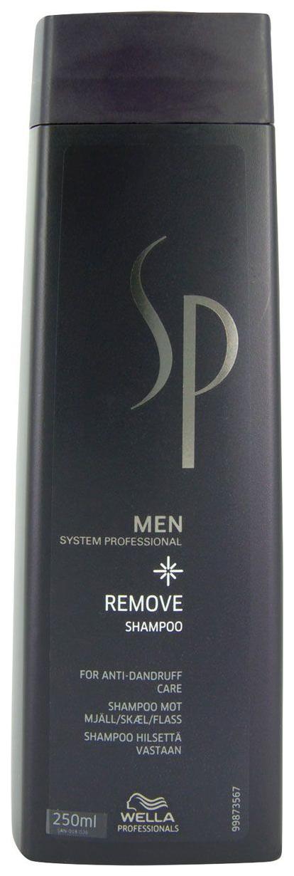 Купить Шампунь Wella System Professional Men Removing Shampoo 250 мл, SP Men Removing Shampoo, Wella SP