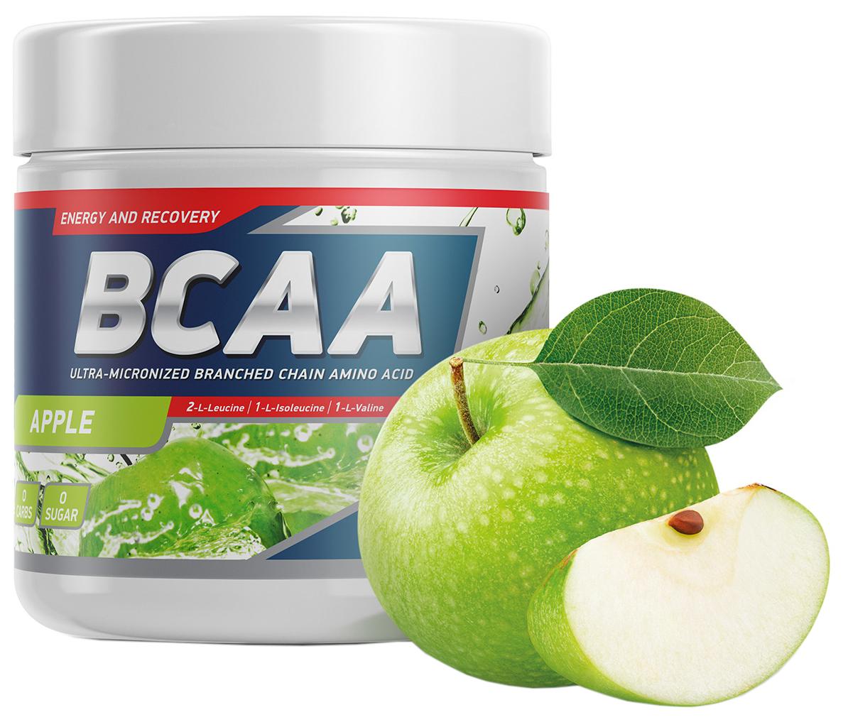 GeneticLab Nutrition BCAA Pro 250 г яблоко