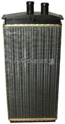 Радиатор отопителя JP Group 1126300600