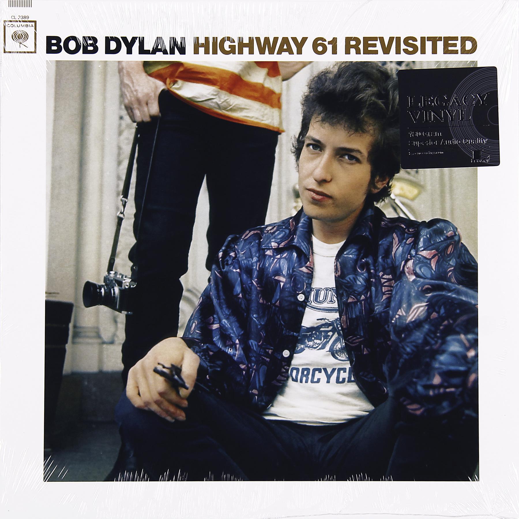 Bob Dylan HIGHWAY 61 REVISITED (180 Gram) фото
