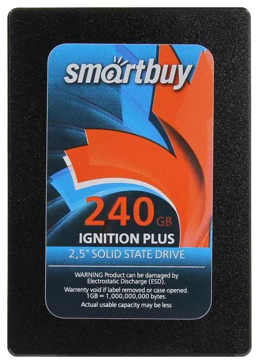 Внутренний SSD накопитель SmartBuy Ignition Plus 240GB