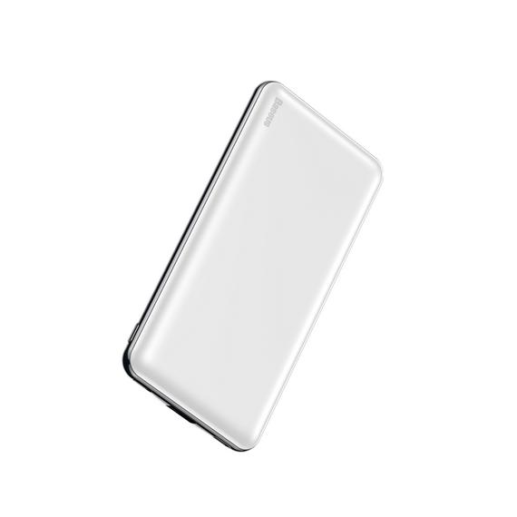 Внешний аккумулятор Baseus Simbo Smart Power Bank 10000mAh White