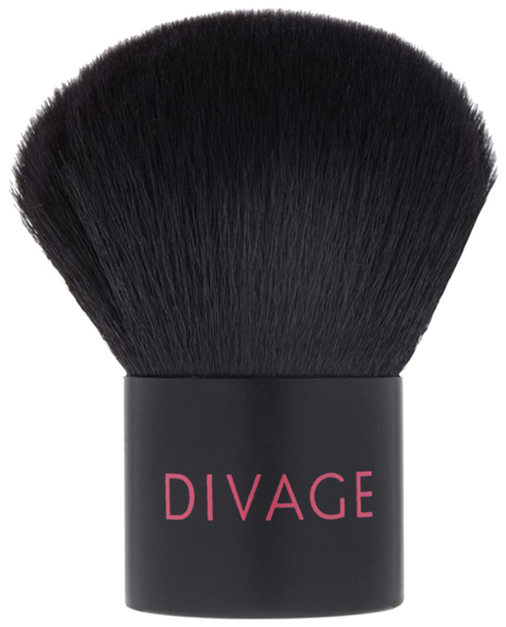 Кисть для макияжа Divage Кабуки