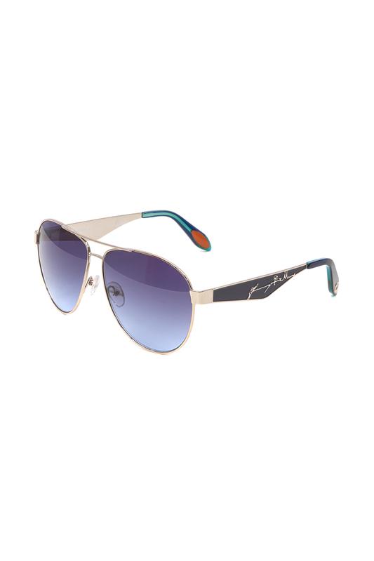 Солнцезащитные очки женские Baldinini BLD 1706 104 золотистые