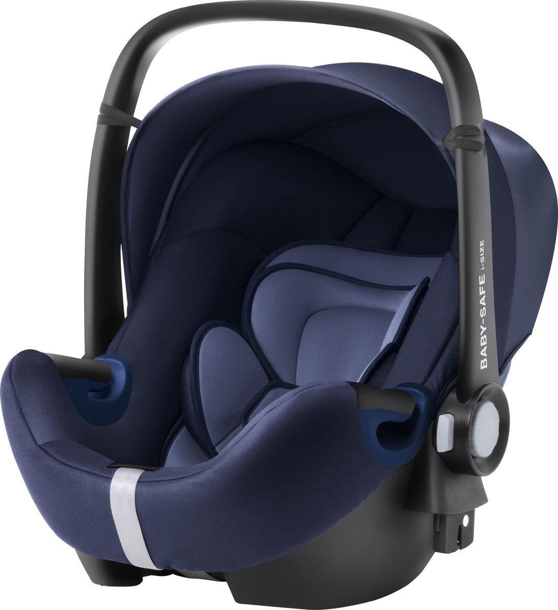 Детское автокресло Britax Romer Baby-Safe2 i-Size, Moonlight Blue