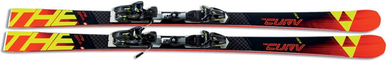 Горные лыжи Fischer RC4 The Curv Curv