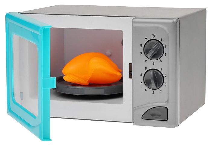 Купить S+S TOYS Печь микроволновая, со светом, с аксессуарами, 200113343, Детская кухня