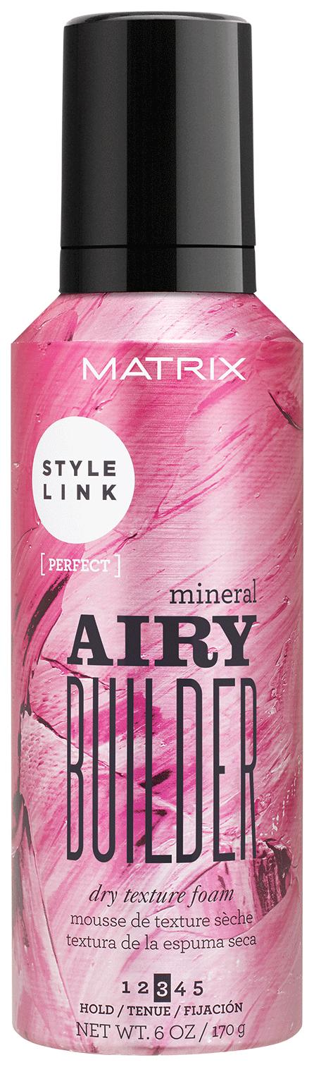 Мусс для волос Matrix Style Link Mineral Airy