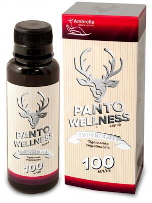 Средство для ванны Ambrella Panto Wellness Идельная Стройность 100 мл