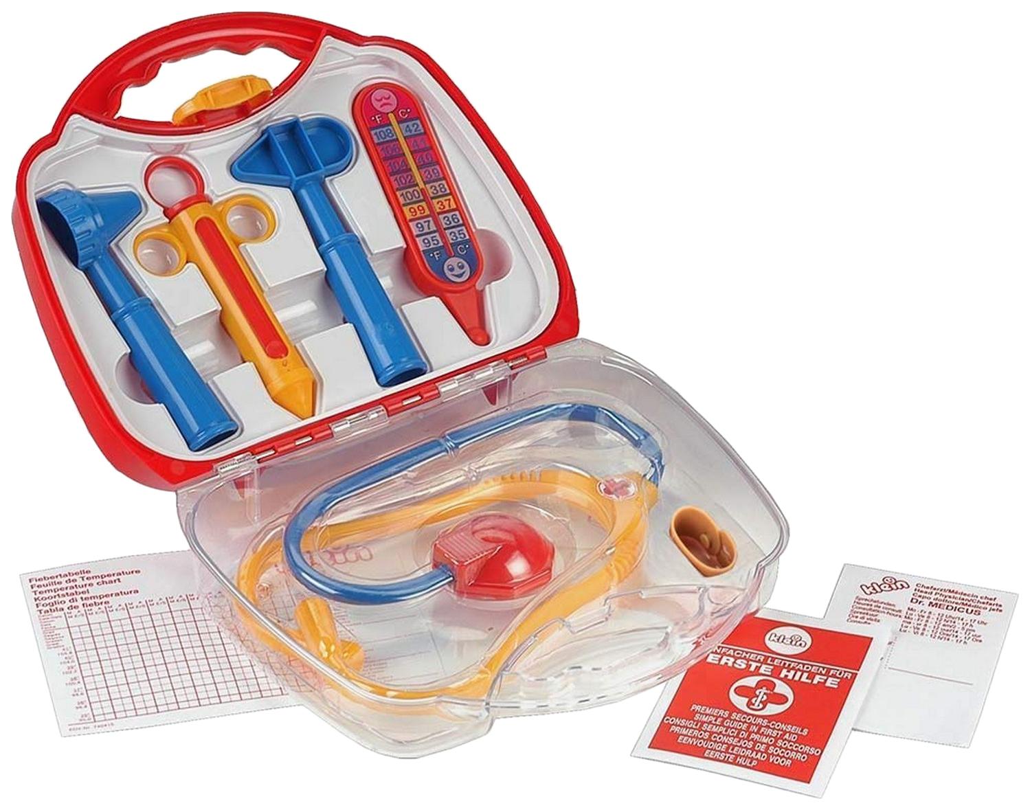 Набор доктора в чемодане, маленький Klein