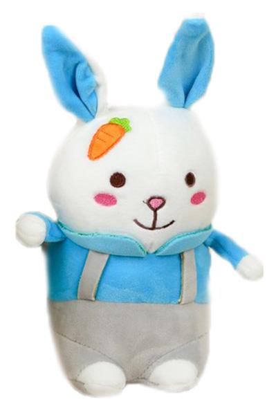 Купить Мягкая игрушка Sima-Land Зайчик 3941162, Мягкие игрушки животные