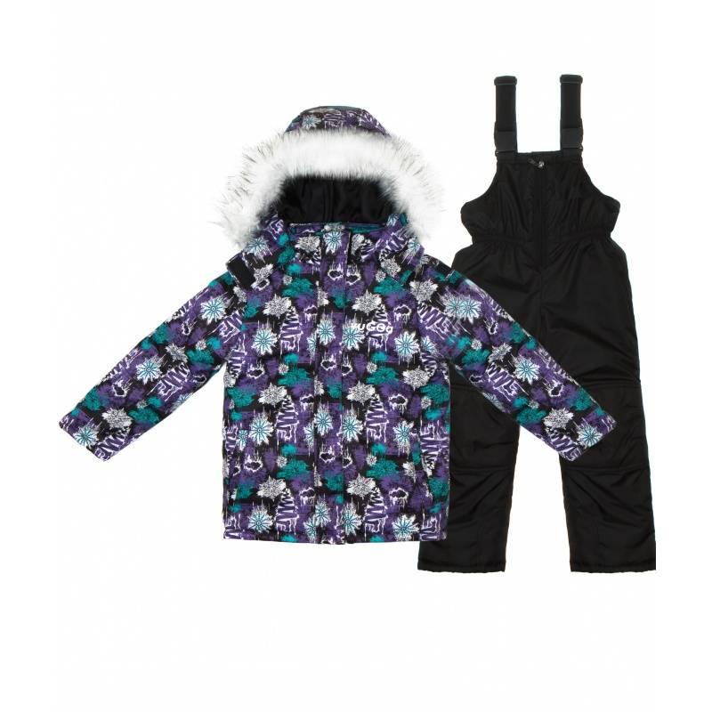Комплект верхней одежды VUGGA, цв. фиолетовый