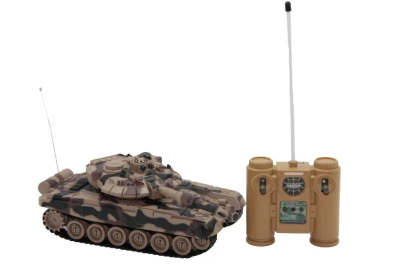 Радиоуправляемый танк Zegan масштаб 1:28