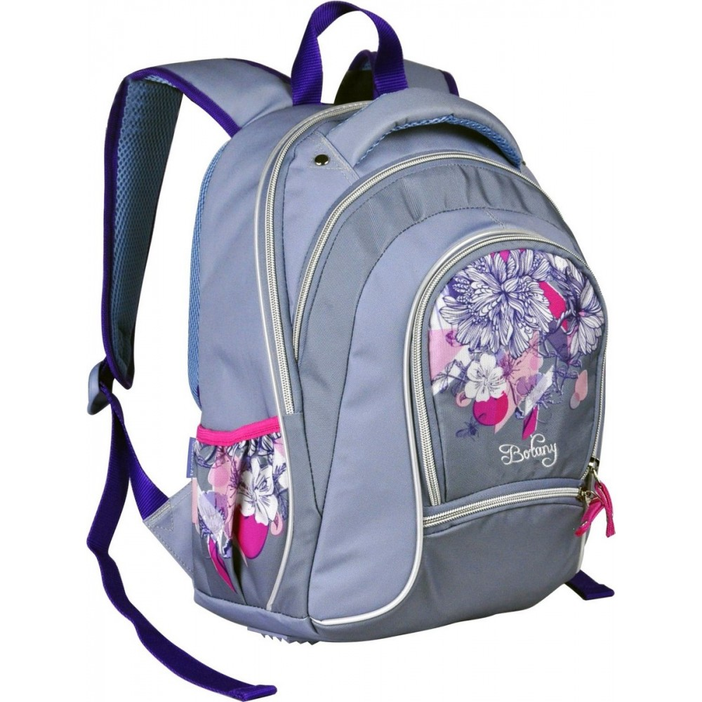 Купить Рюкзак Erich Krause Botany EK39371, ErichKrause, Школьные рюкзаки для девочек