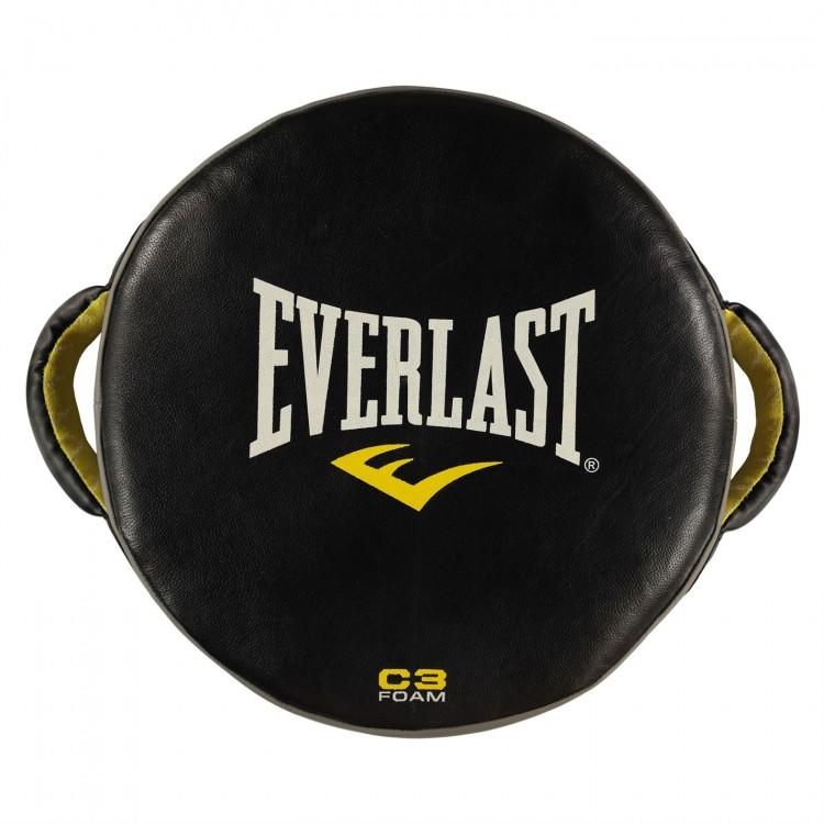 Макивара Everlast C3 Pro Strike Shield, нат. кожа