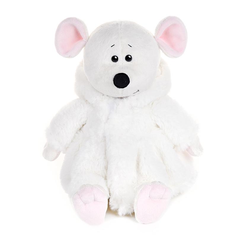 Купить Мягкая игрушка MAXITOYS LUXURY MT-MRT021922-28 Мышка Мила, Мягкие игрушки животные