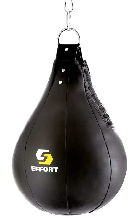 Груша боксерская EFFORT PRO, (винилискожа), 40