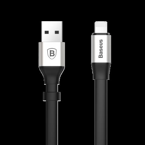Кабель Baseus Lightning 0.23m Silver