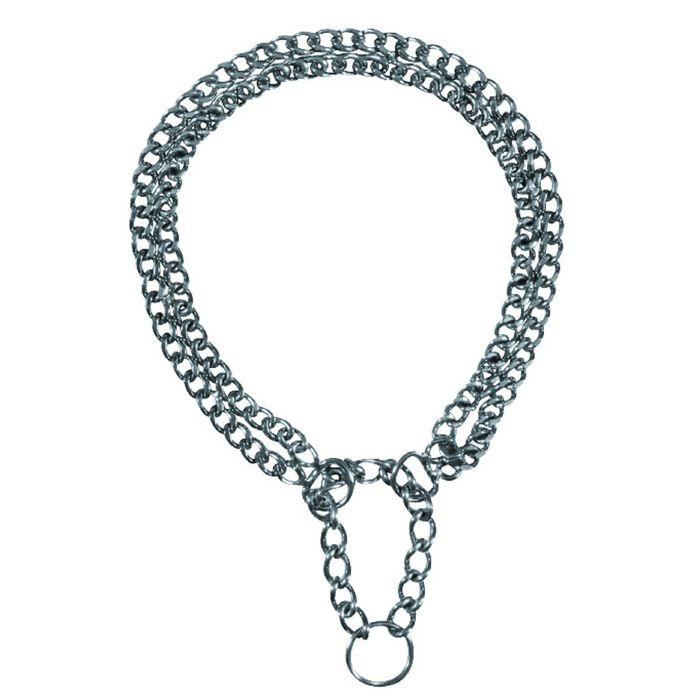 Trixie цепь двухрядная для собак (60x0,2 cм)