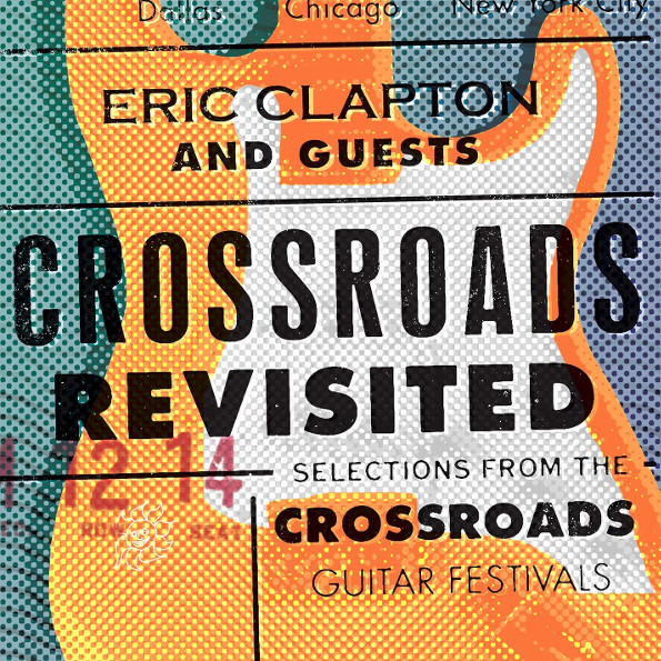 Eric Clapton And Guests / Crossroads Revisited: Selections From The Guitar Festivals (6LP) фото