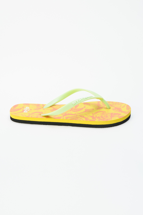 Шлепанцы женские Effa 52357 желтые 38 RU