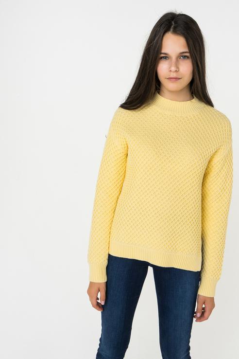 Джемпер женский Baon B138503 желтый S