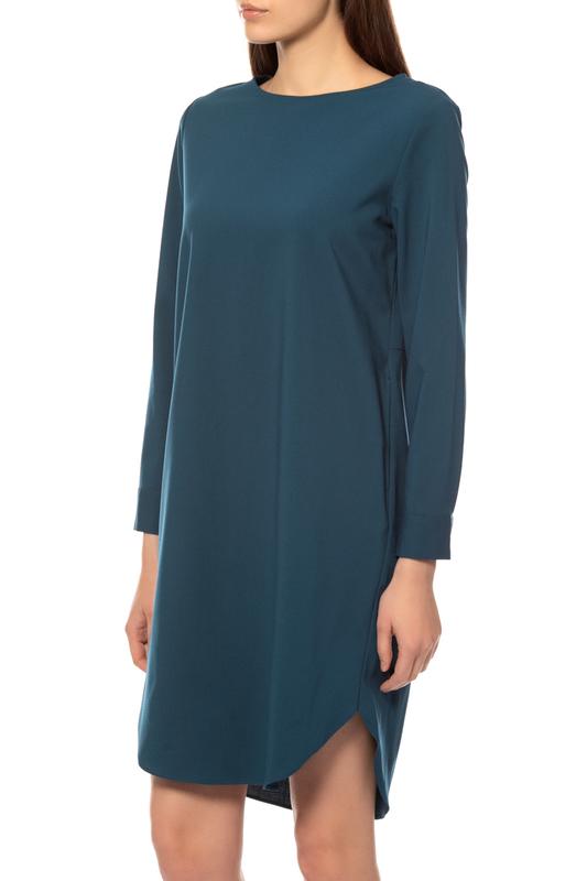 Платье женское BRIAN DALES AW546 JK3681.002 синее 40 IT фото