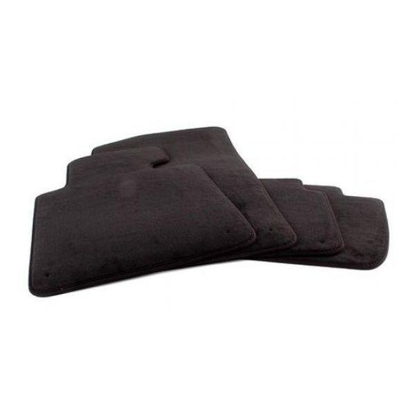 Комплект ножных ковриков velours BMW арт. 51477489623