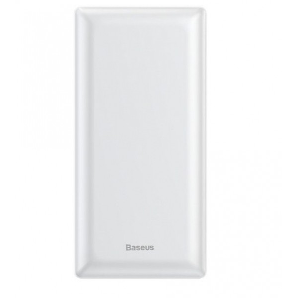 Внешний аккумулятор Baseus Mini JA Fast charge power bank 3 A 20000mAh PPJAN-B02 White
