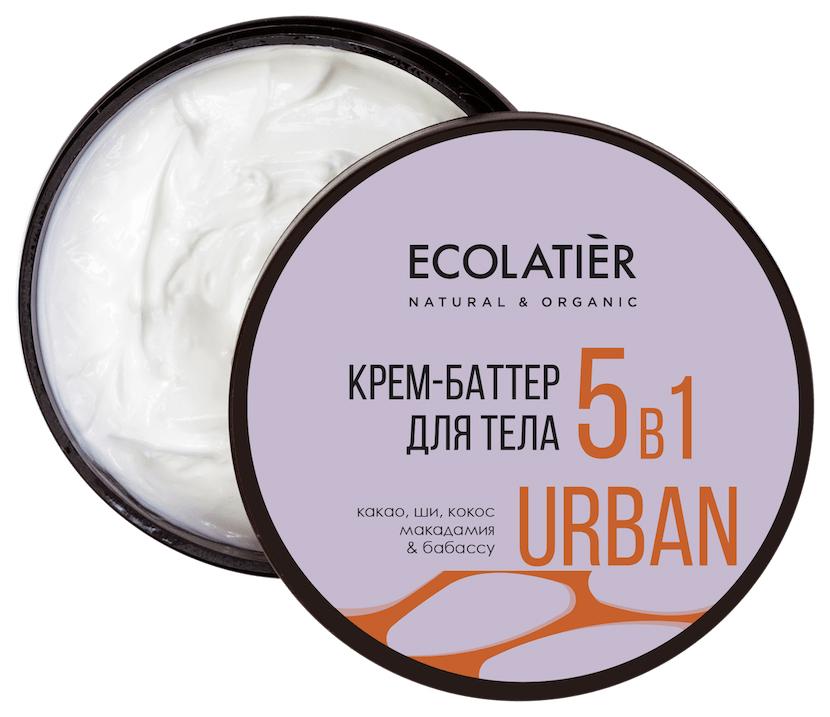 Крем для тела Ecolatier Крем баттер