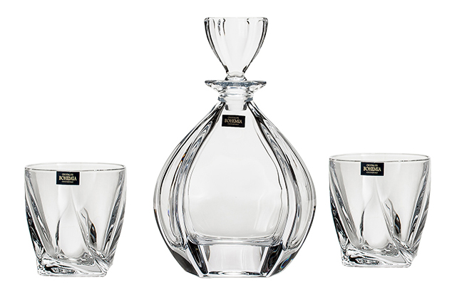 Набор для виски Crystalite Bohemia 99999/9/99K88/887