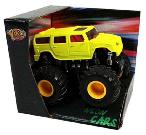 Купить Машина инерционная, Неон, с 4-мя ведущими колёсами, кручение 360 8395R-2 Shantou Gepai, Игрушечные машинки